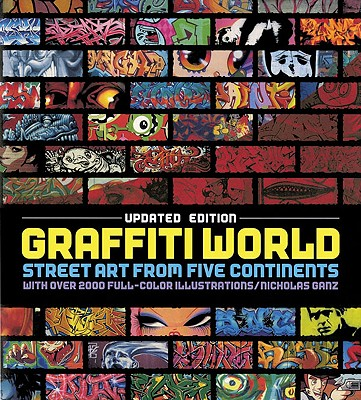 Graffiti World By Ganz, Nicholas